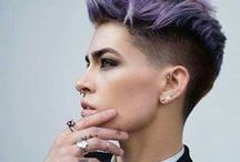 Hairstyles / Inspirational hairstyles (cut, color, length, style)