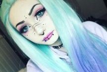 Pastel Child / Pastel Goth, Kawaii, Scene and such styles