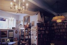 Bibliophilic / Books, shelves, libraries, bookshops / by Tryphena T