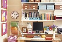 Studies, Libraries, & Craft Rooms / by Caitlin