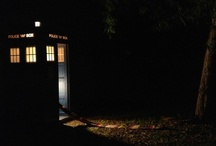 The TARDIS / Everything to do with the best Time Machine in the Universe. / by Anza