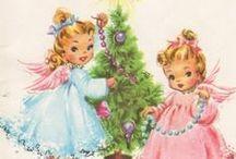 Vintage Christmas Celebration  / by Jessica Cangiano