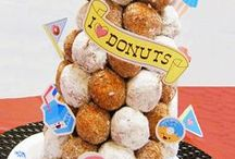 Doughnuts and other fried dough treats