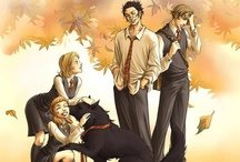 The Marauders  / by Anza