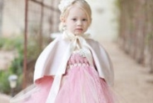 Flower Girl Dresses / by ForHerandForHim