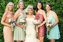 Wedding Bridal Party Attire