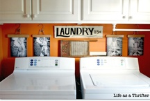 Spaces DIY-Laundry and Cleaning / by Pinspiration