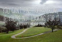 FIND YOUR STRONG / by Saucony