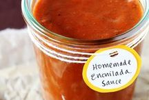 Oh, yum: dressings & sauces / by Caitlin