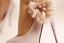 Wedding Shoes / by ForHerandForHim