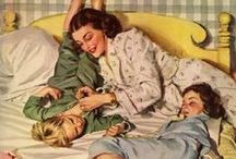 Happy vintage Mother's Day