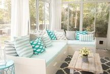 Sunrooms, Sleeping Porches, and Conservatories / by Caitlin