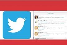 Twitter / Poderosa ferramenta de relacionamento e pesquisa online (infográficos) costumo twittar vendo jogos e programas ao vivo  / by makemkt online