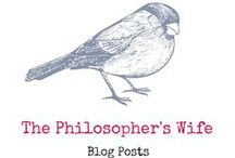 The Philosopher's Wife Blog / Check out the most recent blog posts! I blog about my life, my crafts, things that matter to me, and whatever piques my interest.  Favorite topics include: crochet, knitting, sewing, homeschooling, my kids, and now that we're near it, Disney World.