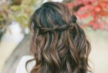 Hair Ideas / by Paola Cooper