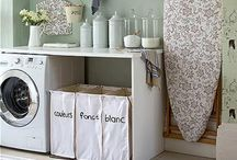 Laundry Room / laundry room organization house cleaning tips