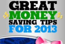 Seeing Green / Money Saving Tips! / by Kory Robinson