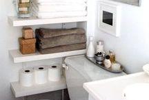 Rent House - Bathroom / Small bathroom