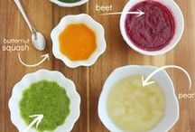 Kid-Friendly Food / Easy homemade baby food and toddler meal ideas for Camille!