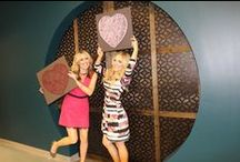 The Craftcaster Girls and Pinspiration! / The Craftcaster Girls are two newscasters from Phoenix teaming up with Pinspiration to inspire you in 2015! They will be crafting with us monthly and sharing their favorite projects. / by Pinspiration