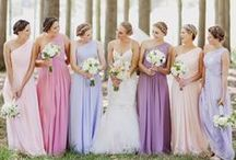 FHFH 2014 Bridesmaid Dresses / Top selling bridesmaid dresses from our 2014 collection!  / by ForHerandForHim