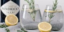 J is for juniper and gin / Juniper and gin and all things related to these