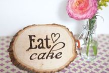 Make it- Woodburning / How to make a wood burned cake stand and more!