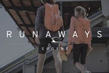 FIELD GUIDE: EUGENE, OR / The U.S. Team Trials are right around the corner and we want to share themust-seeroutes and iconiclandmarks this Track Town has to offer with our athlete Parker Stinson and Megan Patrignelli. / by Saucony