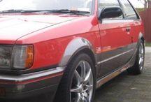 Mazda DOHC Turbo