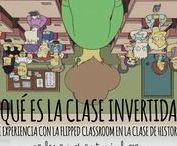 Flipped Classroom Laura / Material que describe en qué consiste el aula invertida