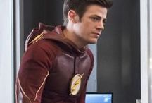 The Flash / the hero