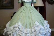 Fashion (1830 - 1860) - Early Victorian
