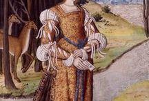 Fashion (1000 - 1500) - Medieval  and Tudor