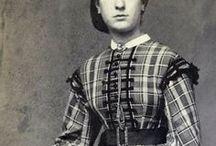 Fashion (1860 - 1880) - Mid-Victorian