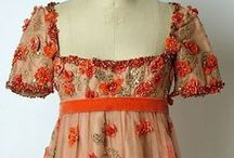 Fashion (1800 - 1830) - Regency