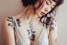 Pretty cool tattoos