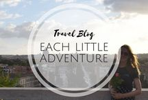 • Each Little Adventure • / All pins from Each Little Adventure, including travel tips and inspiration for countries all across the globe.