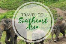 • Southeast Asia • / Tips and inspiration for visiting beautiful Southeast Asia, including blog posts for Vietnam, Laos, Thailand and Cambodia.