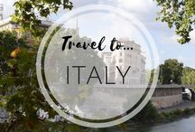 • Italy • / Inspiration and tips for planning a perfect trip to Italy. Including popular destinations such as Rome, Venice, Milan, Capri, Naples, The Amalfi Coast, Cinque Terre, Florence and Pisa.