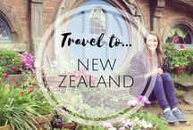 • New Zealand • / Inspiration and tips for planning an epic trip to New Zealand.