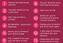 Growing Your Business On Pinterest / Learn how to grow your business using Pinterest, and make more sales.