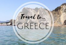 • Greece • / Tips and inspiration for travelling to Greece.