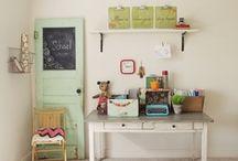 Favorite Spaces / by Joanna Bandelin
