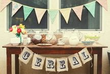 Party Perfection / i love throwing a good party