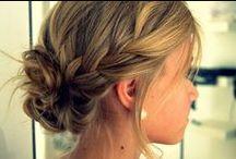 Beauty: Long Hair, Don't Care / by Alethea Davenport