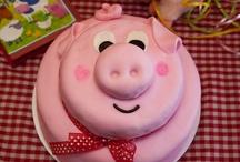 Cookies, Cakes & Cupcakes / by Holly Meteer