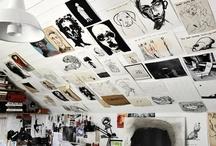 INSPIRING WORKSPACES / by Irene Muñoz