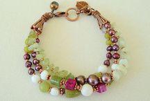 Bracelets / by Evelyn Moreau