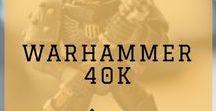 Warhammer 40000 / #GamesWorkshop #40k #ChaosSpaceMarines #SpaceMarines #Warhammer #toysoldiers