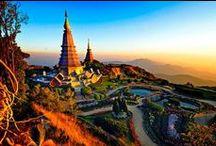 **Thailand** / by Charlotte Wind